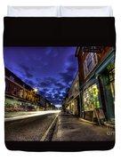 Farnham West St By Night Duvet Cover