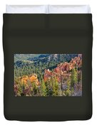 Farview Point Overlook Duvet Cover