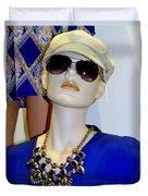 Fashion Cap Duvet Cover
