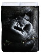 Father First  Duvet Cover