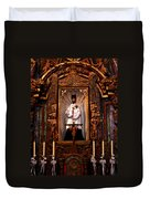 Father Kino Duvet Cover