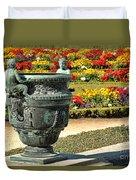 Fauns In Versailles Duvet Cover