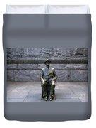 Fdr Memorial Duvet Cover