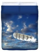 Feather Duvet Cover