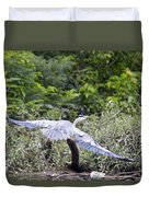 Feathering Flight Duvet Cover