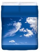 Feathertail Cloud Duvet Cover