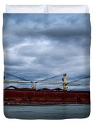 Federal Elbe Duvet Cover