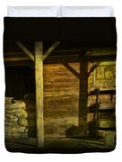 Feed Mill Store Duvet Cover by Randall Nyhof