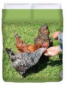 Feeding Time 7954 Duvet Cover