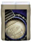 Fender Hot Rod Design Guitar 2 Duvet Cover