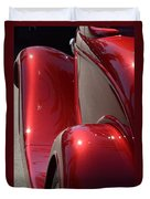 Fenders With Flare Duvet Cover