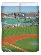 Fenway One Hundred Years Duvet Cover