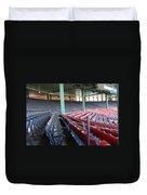 Fenway Park 3 Duvet Cover
