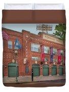 Fenway Park - Best Of Boston Duvet Cover
