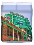Fenway Park Duvet Cover