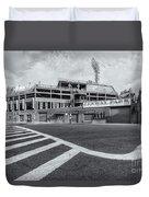 Fenway Park V Duvet Cover