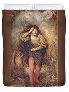 Ferdinand And Ariel, 1880 Duvet Cover
