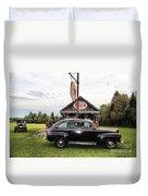 Ferland's_1143 Duvet Cover