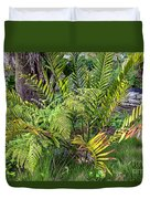 Ferns II Duvet Cover