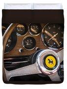 Ferrari Dash Duvet Cover