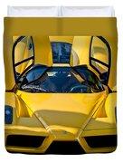 Ferrari Enzo Duvet Cover