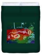 Ferrari Laguna Seca Racing Duvet Cover