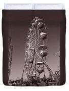 Ferris Wheel 1 Duvet Cover