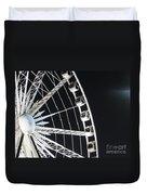Ferris Wheel 15 Duvet Cover