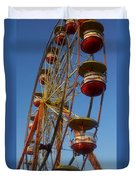 Ferris Wheel 2 Duvet Cover
