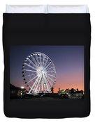 Ferris Wheel 23 Duvet Cover
