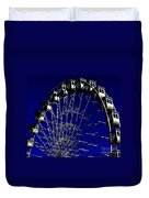 Ferris Wheel Duvet Cover