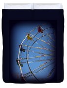 Ferris Wheel II Duvet Cover