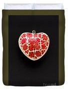 Festive Heart Duvet Cover