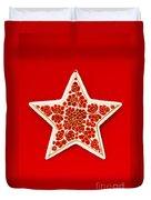 Festive Star Duvet Cover