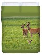 Field Deer Duvet Cover