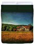 Field Of Broken Dreams Duvet Cover