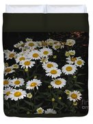 Field Of Daisies Duvet Cover