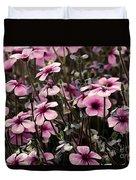 Field Of Lavender Duvet Cover