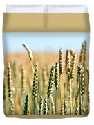 Field Of Wheat Duvet Cover