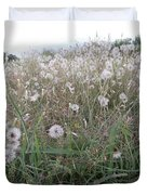 Field Of Youthful Dreams Duvet Cover by Joseph Baril