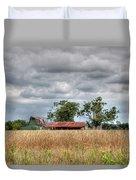 Fields Of Golden Grain Duvet Cover