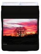 Fiery Oak 2 Duvet Cover