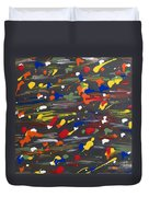 Fifth Element Of Life Duvet Cover