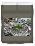 Fifth Third Field Toledo Ohio Duvet Cover