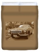 Fifties Volvo Duvet Cover