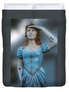 Figurehead Duvet Cover