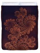 Filigree Dragon Duvet Cover