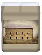Filley Stone Barn South Side Duvet Cover