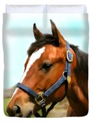 Filly Duvet Cover