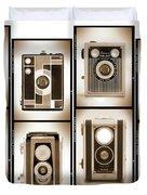 Film Camera Proofs 4 Duvet Cover